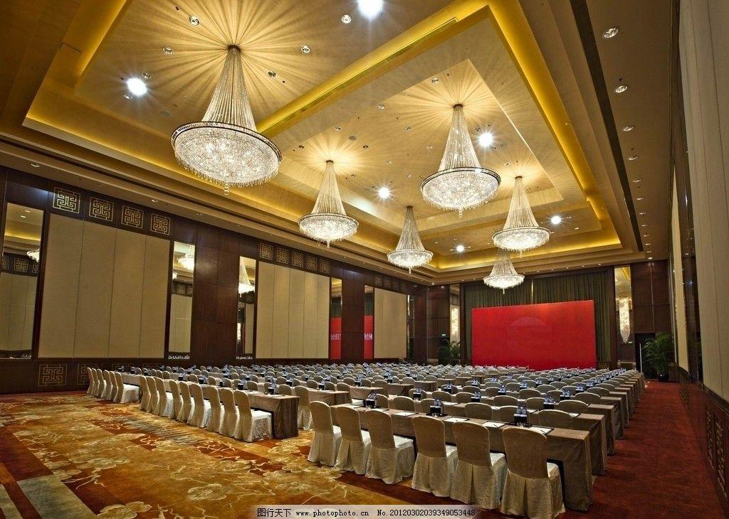 酒店 宴会厅 酒店设计 五星级酒店 水晶灯 背景墙设计 豪华酒店 欧式