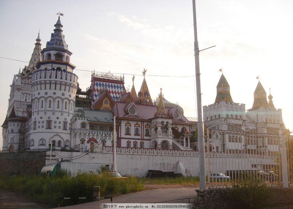 国外欧式建筑 国外建筑 建筑大楼 城堡 摄影 国外旅游 旅游景区
