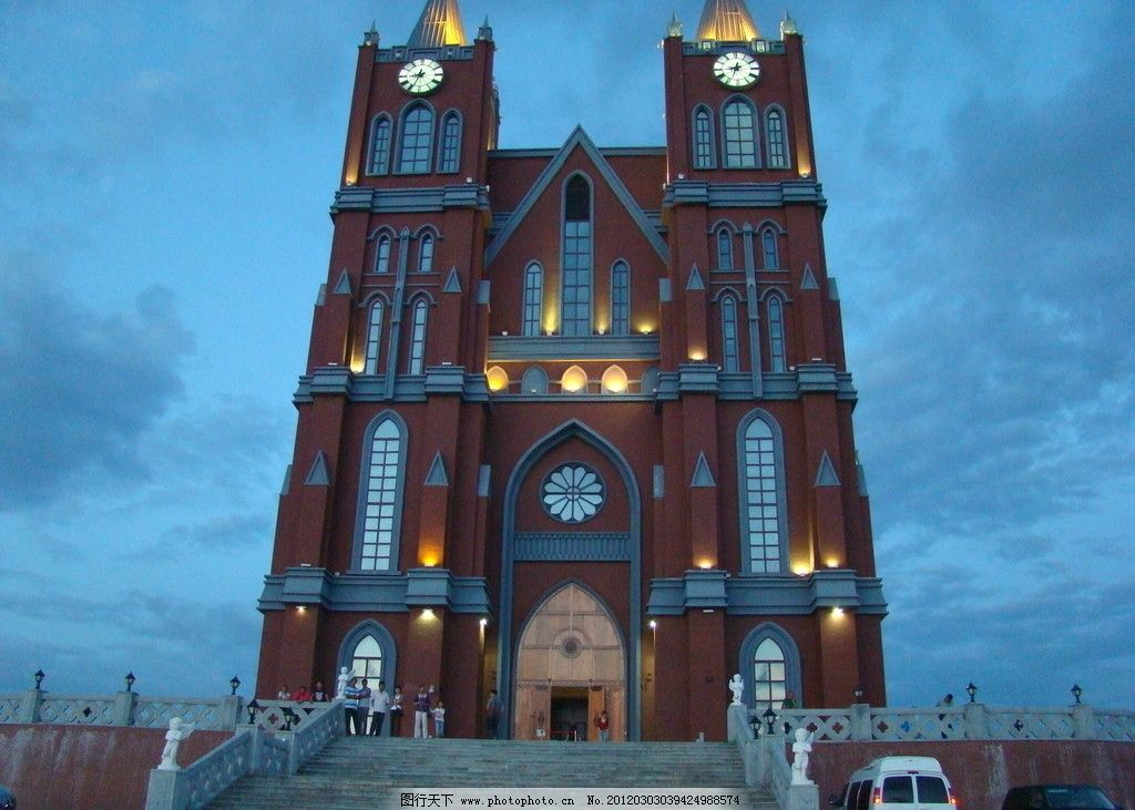 欧洲风格建筑满洲里 欧洲风格建筑 俄罗斯建筑 城堡 神秘城堡 建筑 建