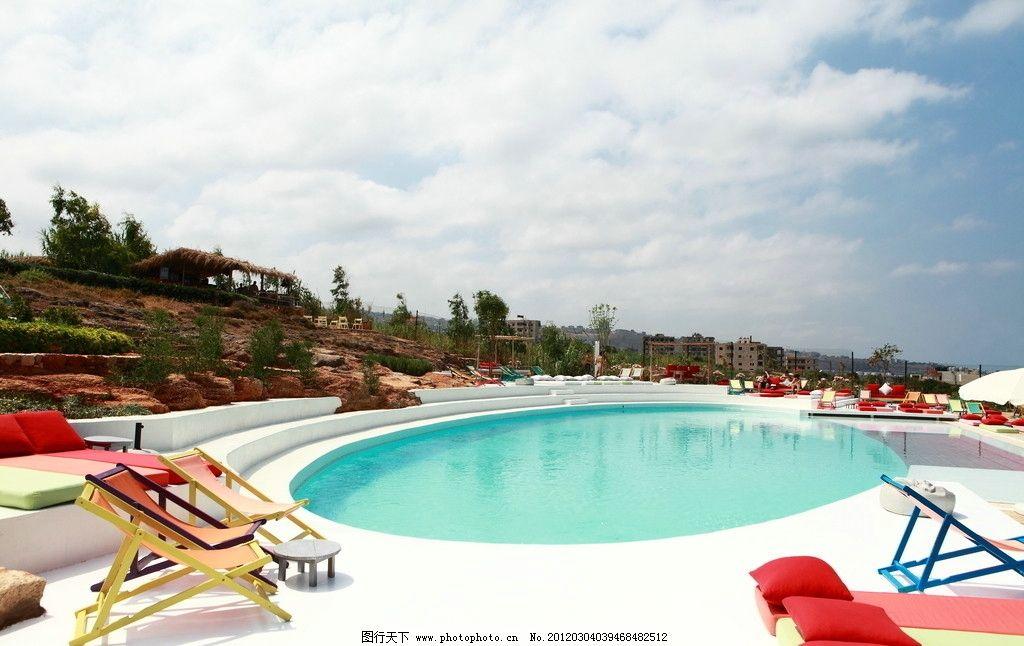 國外頂級豪華度假別墅酒店裝修設計外景圖片