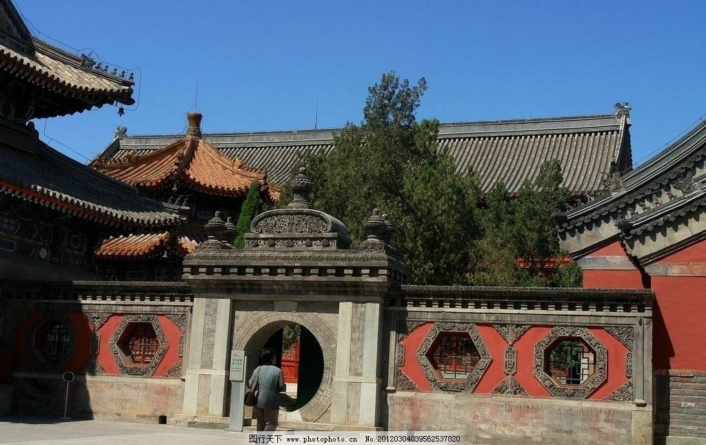 古建筑 建筑 古楼 明清建筑 寺庙 园林建筑 建筑园林 摄影 72dpi jpg