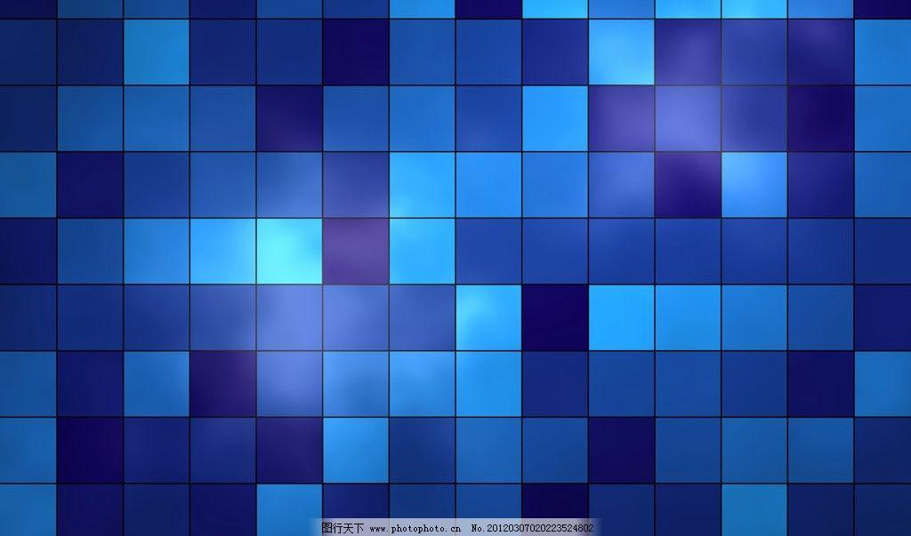 浅蓝色商务背景素材高清图