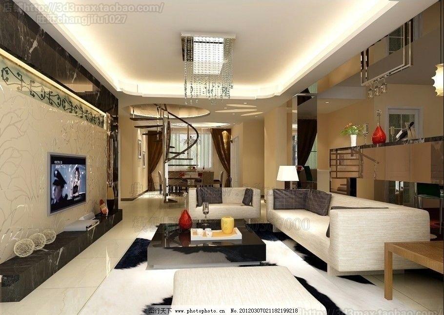 室内设计模型图片