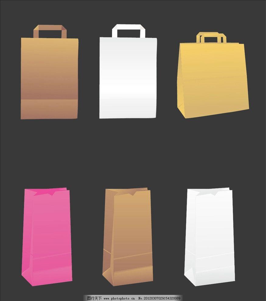 袋子图片_包装设计_广告设计_图行天下图库