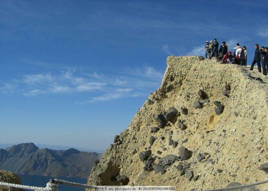 长白山 天池 东北 旅游 火山 苔原带 长白山秋游 自然风景 旅游摄影