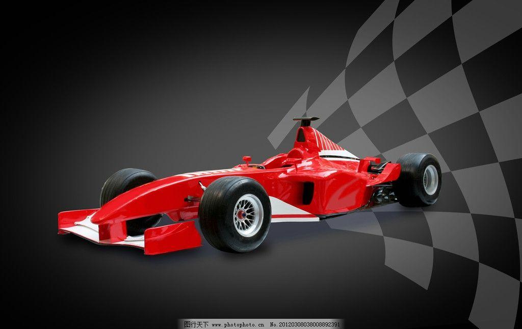 高清红色f1赛车 方程式赛车 赛车 交通工具 素材 图库 现代科技 摄影
