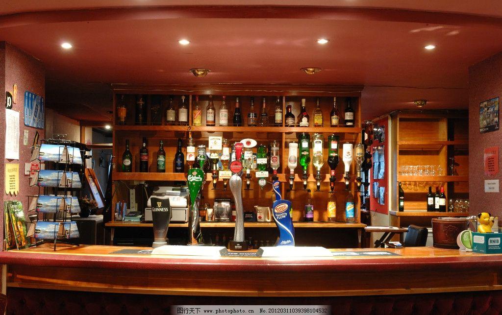 吧台摆设-酒吧装修设计的相关知识