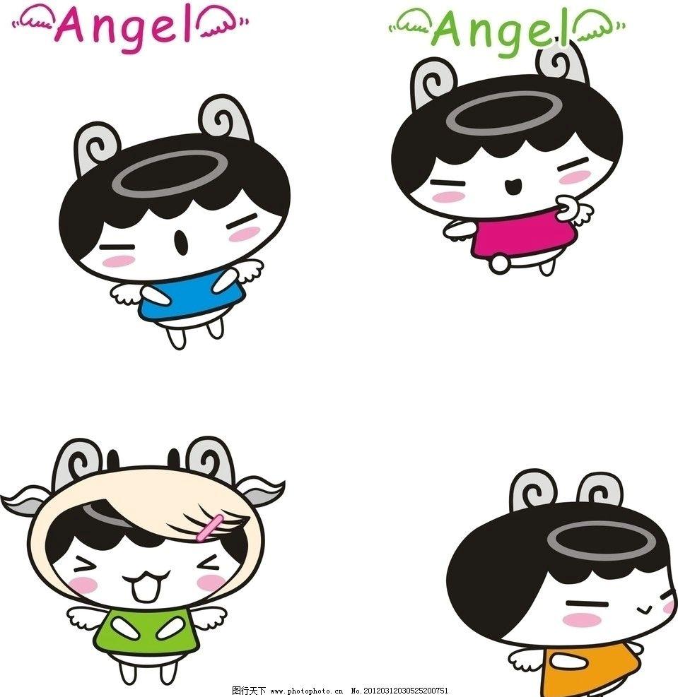 韩国卡通 女孩