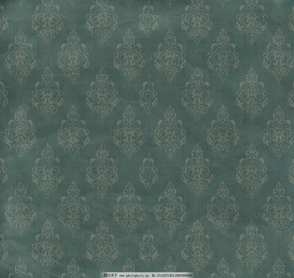 古典布衣花纹 墙纸 布艺