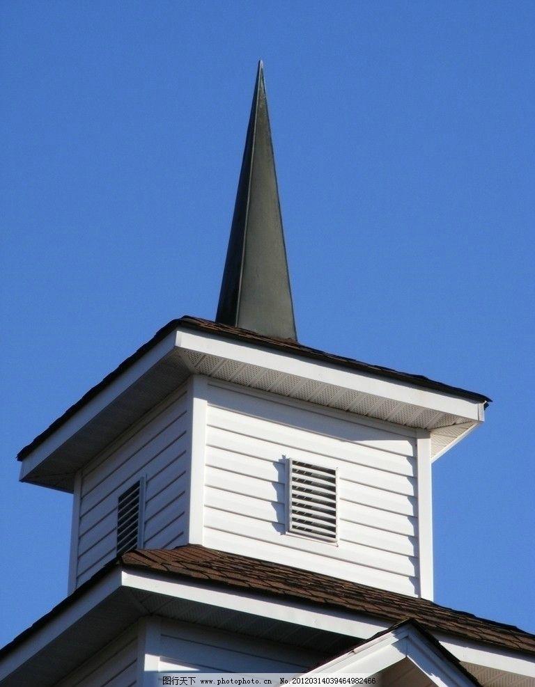 尖顶建筑 尖顶 教堂 房子 建筑 房屋 特写 建筑摄影 建筑园林 摄影 72