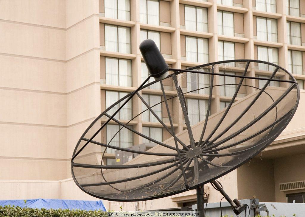 卫星信号接收器图片