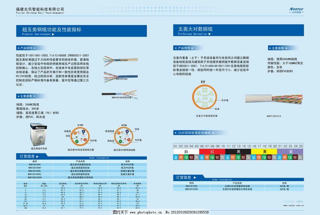 书册设计排版 书册 设计排版 简单大方 清新 色环 表格制作 画册设计