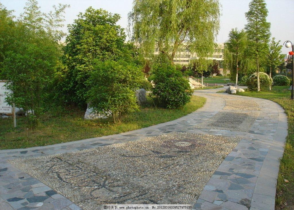 合肥 徽园 公园 景观 绿化 道路 草坪 铺地 72dpi jpg 公园景观参考