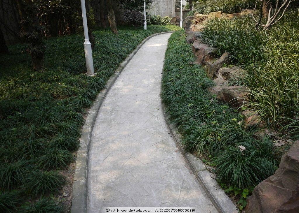 小路 道 石阶 台阶 绿色 自然 自然风景 自然景观 摄影 180dpi jpg
