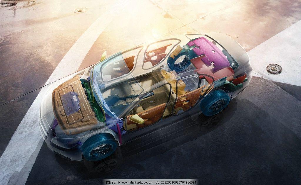 雪佛兰 迈锐宝 汽车 大海 海边 车展 海报 发动机 钢架 车结构