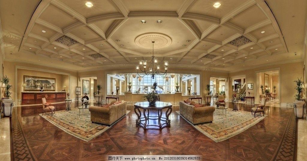 国外顶级豪华度假别墅酒店装修设计图片
