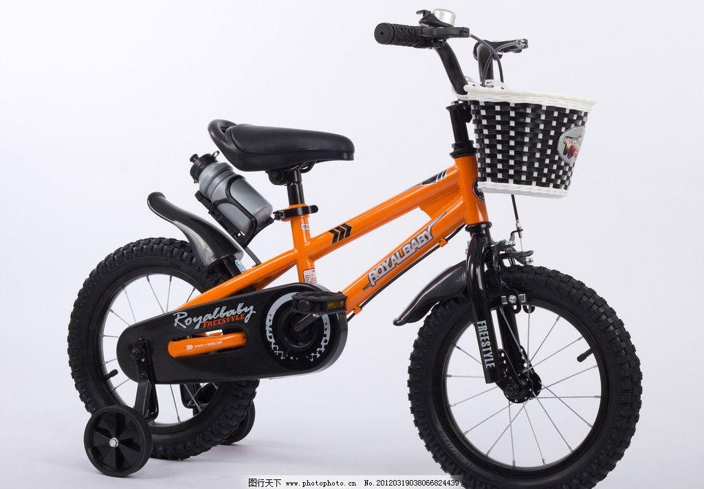 自行车 童车摄影 儿童自行车 产品摄影