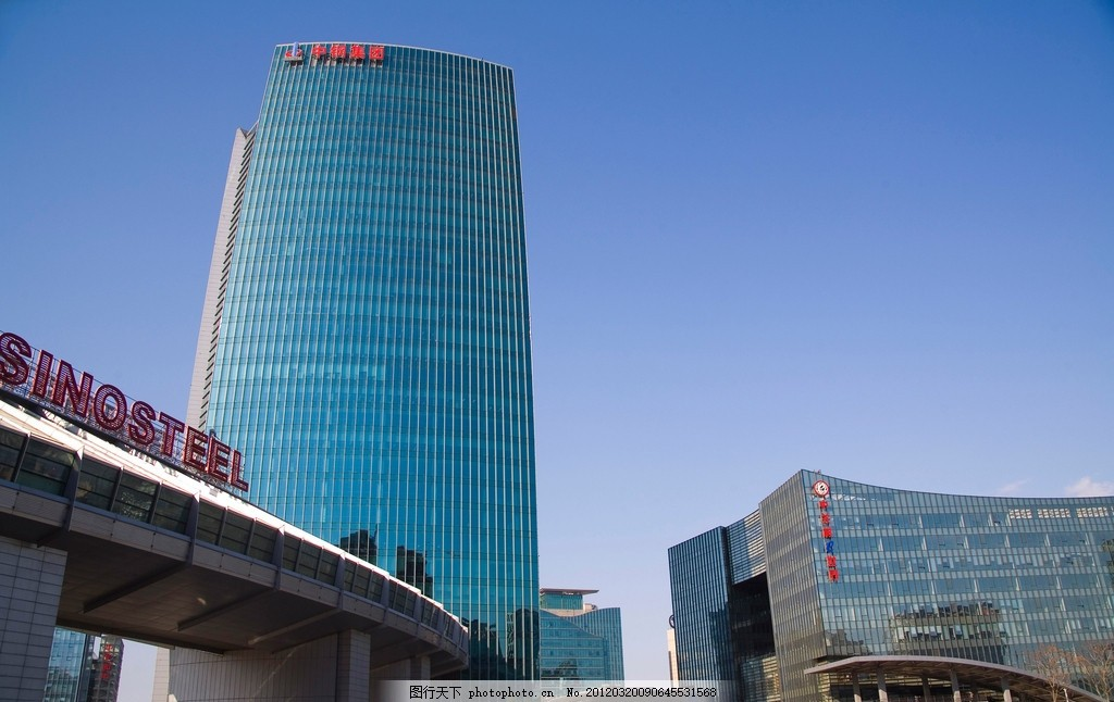 北京现代风光 城市建筑 文化城市 首都 高楼大厦 建筑园林城市风光