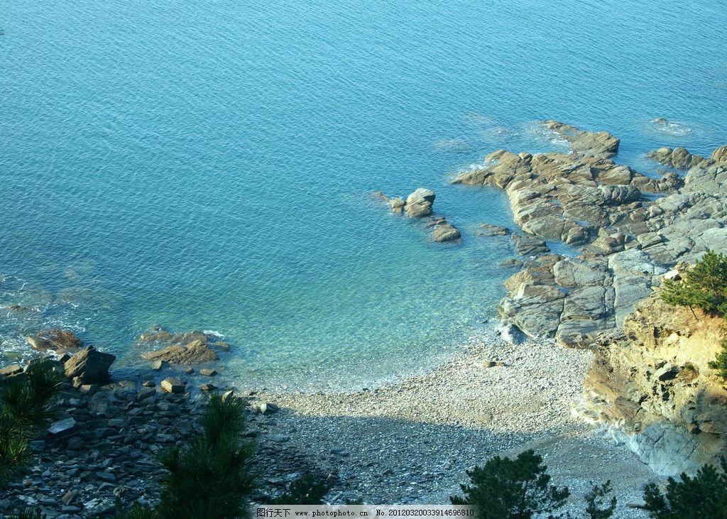 礁石 沙滩 海湾 大连 大长山岛 海港 旅游 摄影 大海 海岛 数码摄影