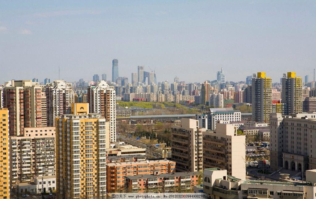 北京现代风光 城市建筑 文化城市 首都 高楼大厦 建筑园林城市风光 建