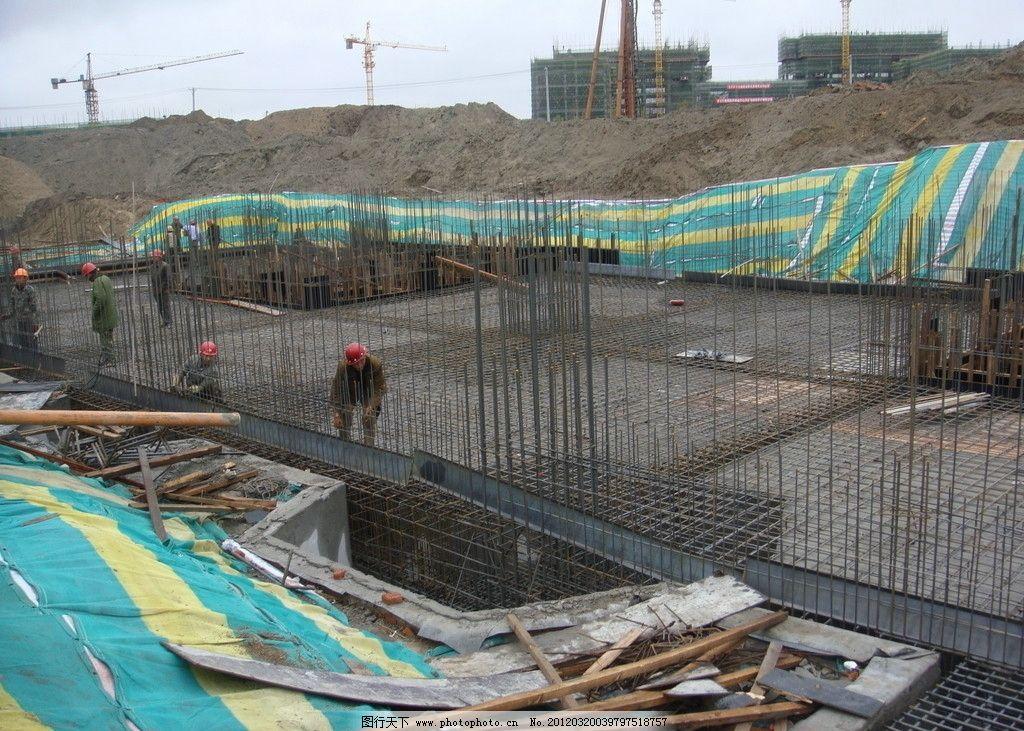 建筑工地 土木工程 建楼