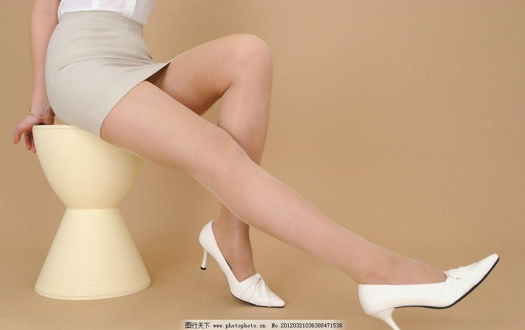 写真 裙子 短裙 连衣裙 丝袜 肉色丝袜 肉丝 袜子 连裤袜 女人 美女
