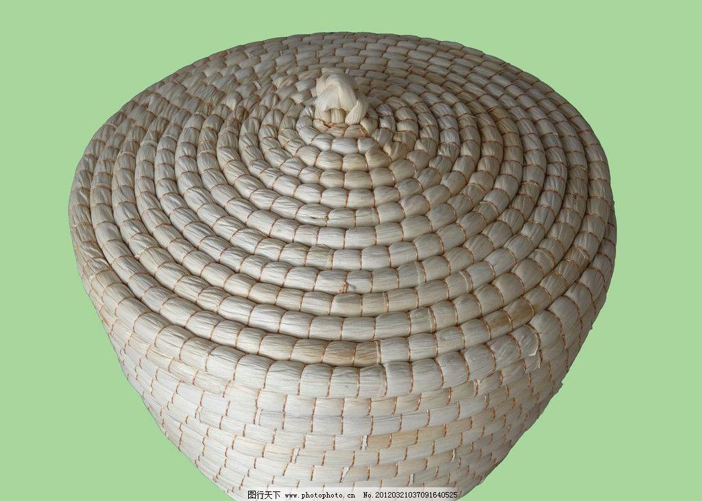 草编 囤子 生活用品 草编工艺品 玉米皮编织品 草编手工艺 生活素材