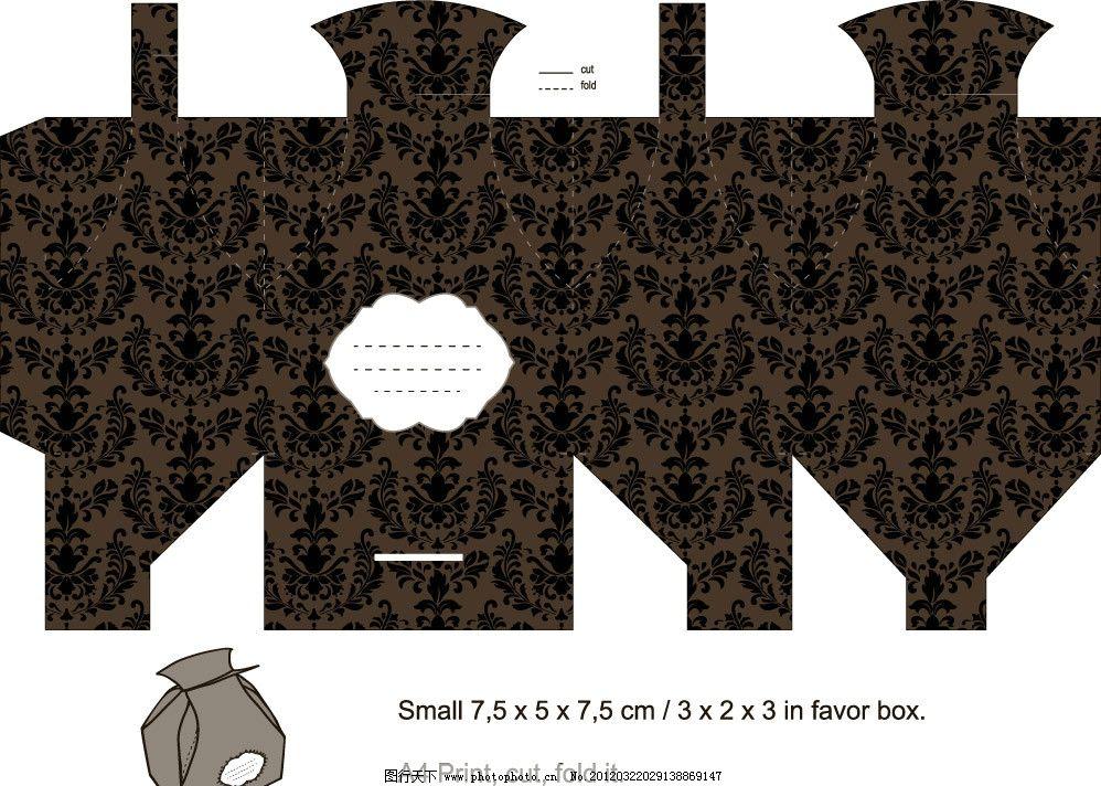 欧式花纹 包装设计 欧式 古典 花纹 包装 盒子 设计 时尚 矢量 广告
