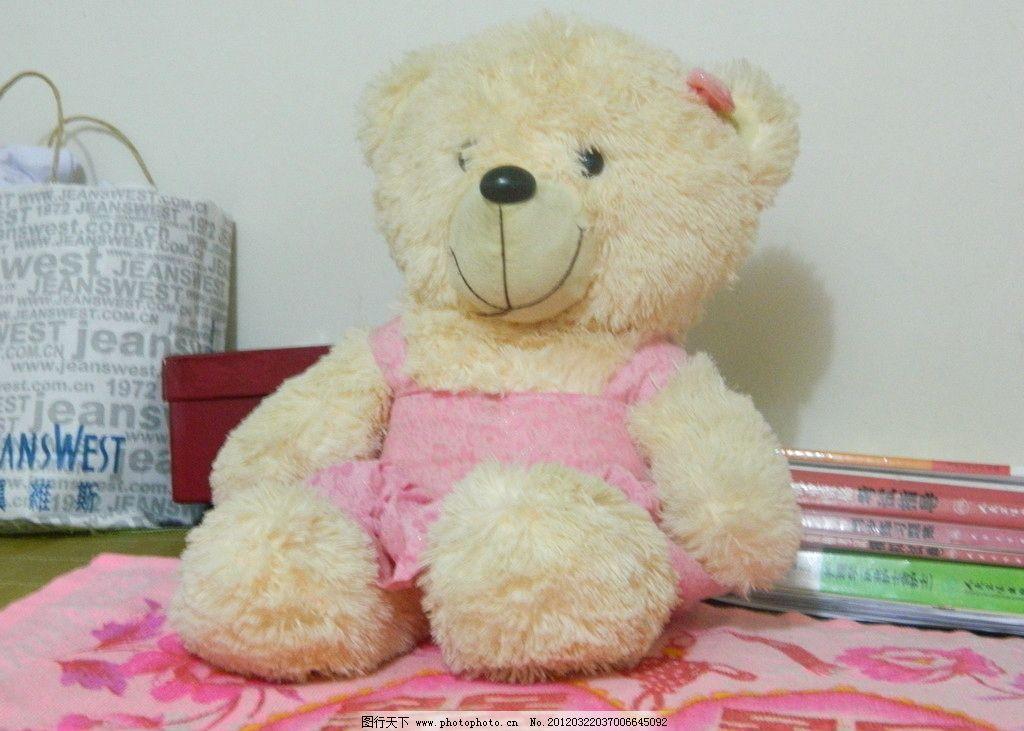 布娃娃 熊熊 小熊 可爱的布娃娃 生活素材 摄影