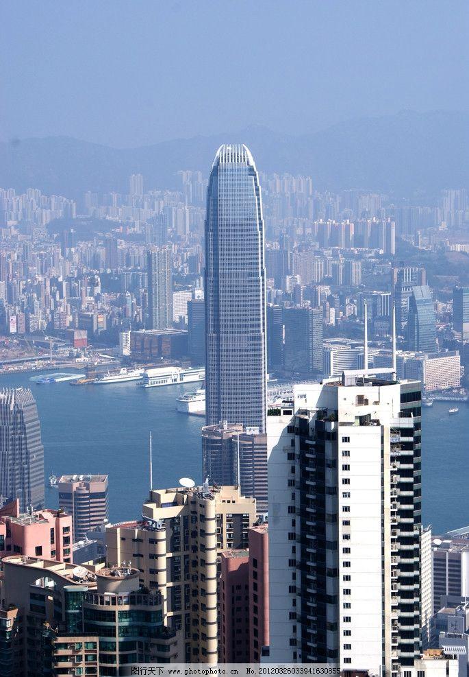 香港 大厦 海景 高楼 旅游摄影 国内旅游 摄影 72dpi jpg