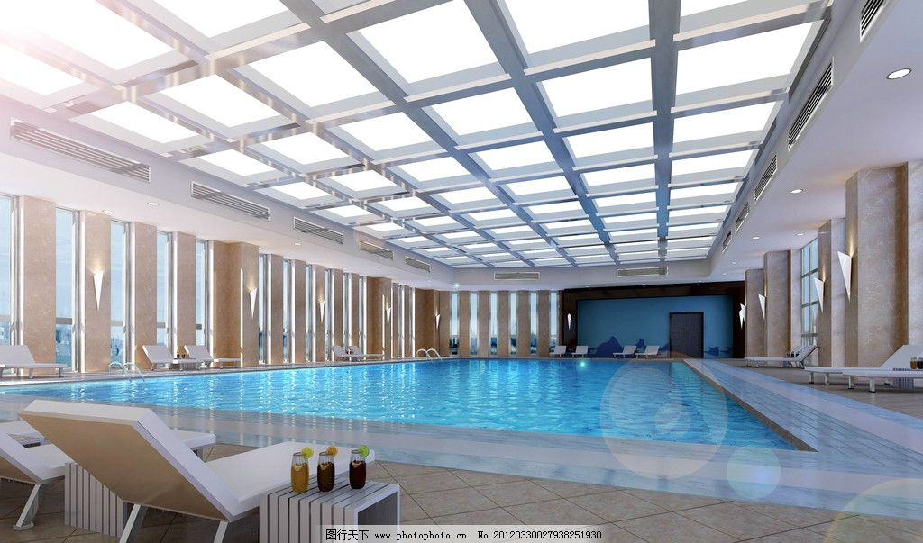 游泳池设计图片
