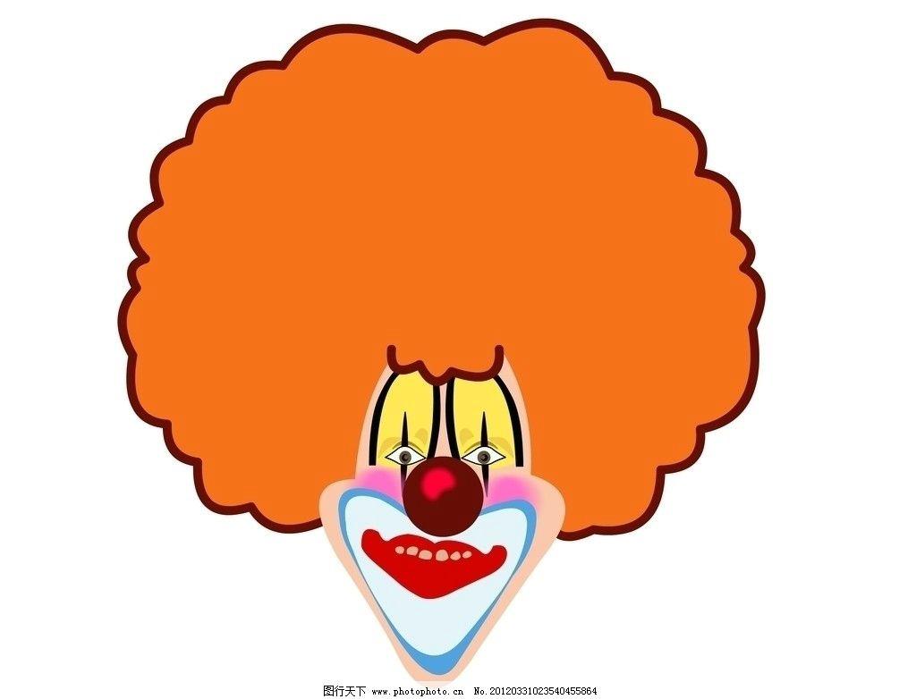 小丑 头像图片
