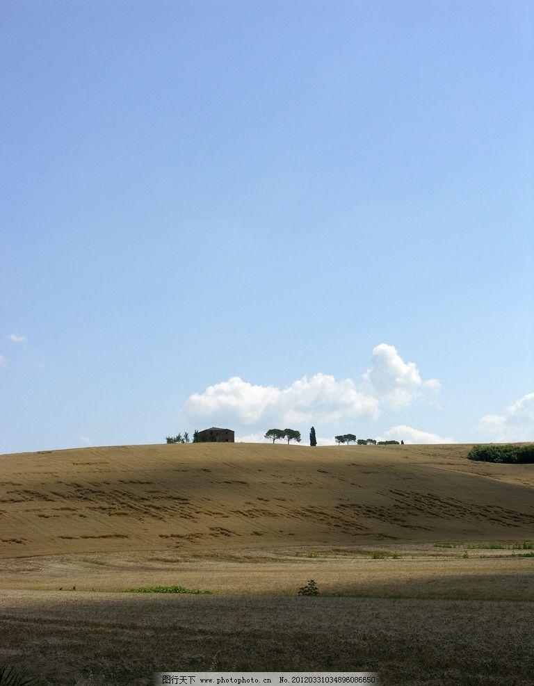 草原风光 坝上 内蒙古 风景 美景 秋季 干枯 风光方面素材 自然风景